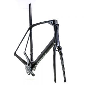 LOOK 795 Aerolight Matte Black Frameset