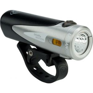 Light and Motion Urban 700 Rechargeable Headlight Tundra Steel and Black