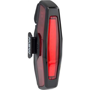 MSW Pangolin Rear USB Taillight with Multiple lighting Modes Black
