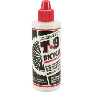 Boeshield T9 Chain Lube Squeeze Bottle: 4oz