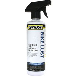 Pedro's Bike Lust Silicone Polish and Cleaner 16oz