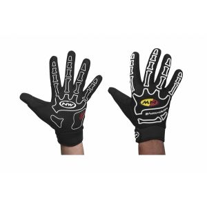 Northwave Skeleton Gloves Black M