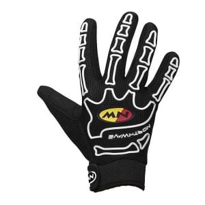 Northwave Skeleton Gloves White M