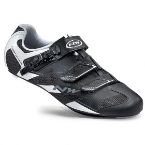 Northwave Sonic 2 SRS Road Shoe Black/White