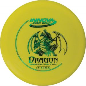 Innova Dragon DX Golf Disc: Assorted Colors