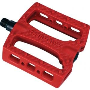 Stolen Thermalite 9/16 Pedals Red