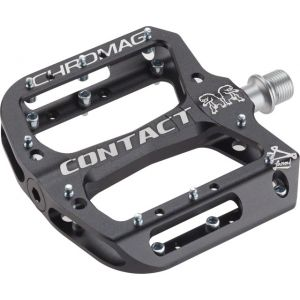 Chromag Contact Pedals: 9/16Black