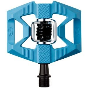 Crank Brothers Double Shot 1 Pedals: Blue