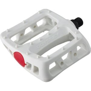Odyssey White Twisted PC 9/16 Pedals