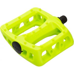 Odyssey Twisted PC Pedals 9/16 Fluorescent Yellow