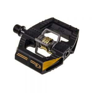 Crank Brothers Mallet Enduro 11 Pedals: Gold