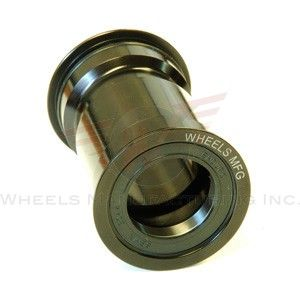 Wheels Manufacturing PF30 Bottom Bracket Black