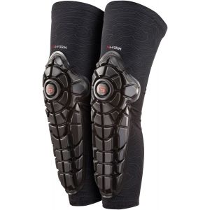 G-Form Youth Elite Knee-Shin Guard - S/M - Black