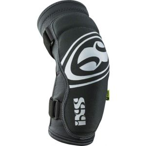 iXS Carve EVO Elbow Pad: Gray/Black XS