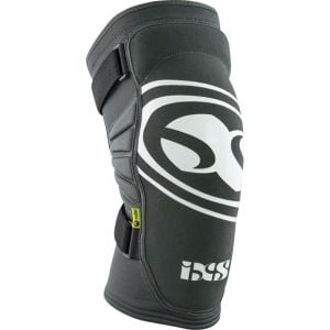 iXS Carve EVO Knee Pad: Gray/Black MD