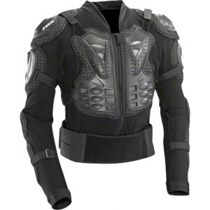 Fox Racing Titan Sport Suit: Black MD