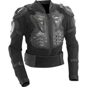 Fox Racing Titan Sport Suit: Black