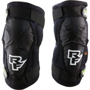 Race Face Ambush Elbow Guard: Black -M