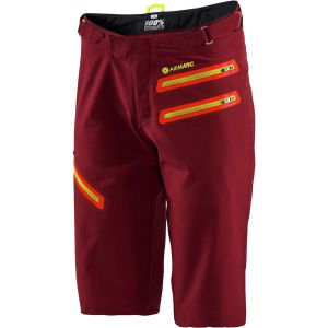 100% Airmatic Women's Short: Red LG