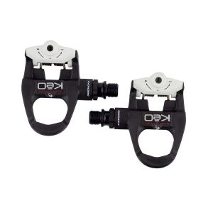 LOOK Keo Carbon Pedals Black/White
