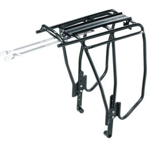 Topeak Uni Super Tourist Fat Disc Rack: Black