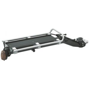 Topeak Beam Seatpost Rack MTX Black A-Type for Small Frames: Fits 25.4-31.8