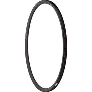 HED Belgium Plus 700c Rim 28h Disc Black