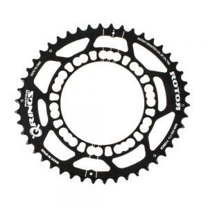 Rotor Q-Ring 46t 110BCD Outer Black
