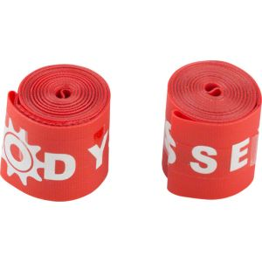 Odyssey Rim Strip 20 Red