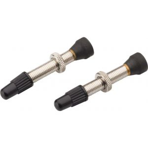 Sun Ringle STR Tubeless Valve 35mm Brass Pair