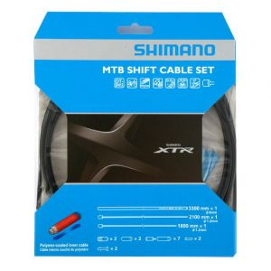 Shimano M9000XTR Polymer Coated Shift Cable Set