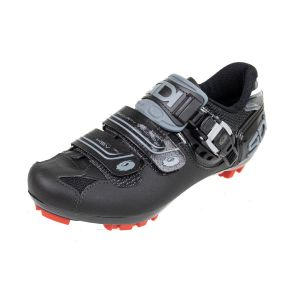 Sidi Eagle 7 SR Women's MTB Shoe Shadow Black 40.5