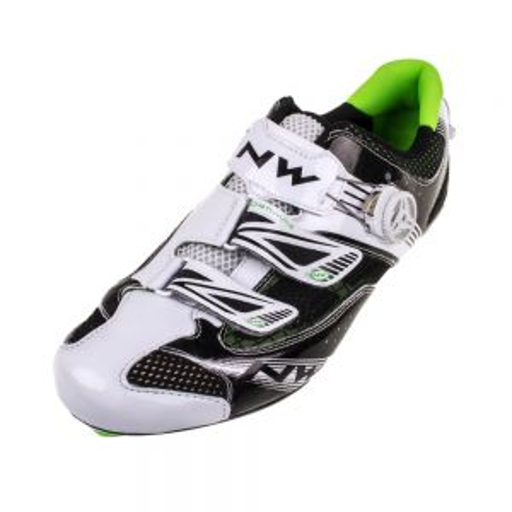 Northwave Galaxy Road Shoe White/Black