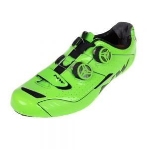 Northwave Extreme Road Shoe Green Flou