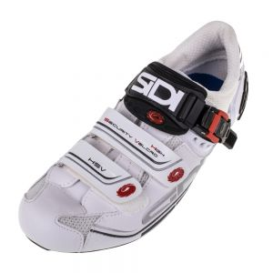 Sidi Genius 7 Road Shoe White/White