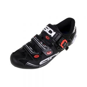 Sidi Genius 7 Road Shoe Black/Black