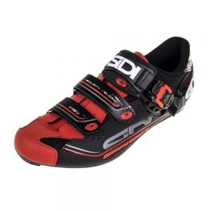 Sidi Genius 7 Road Shoe Black/Red
