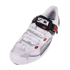 Sidi Genius 7 Mega Road Shoe White/White