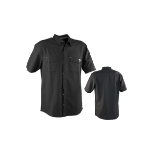 Race Face Shop Men's Shirt: Black -L