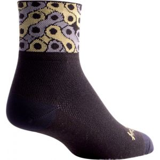 SockGuy Links Sock: Black SM/MD