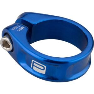 Promax FC-1 Fixed Seat Clamp 31.8mm Blue