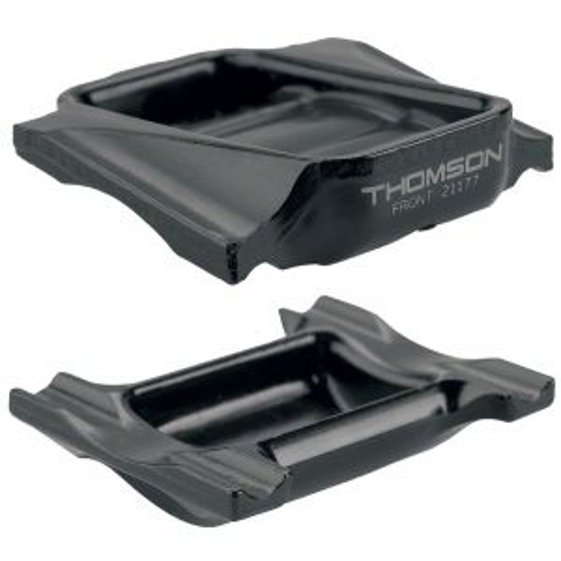 Thomson Elite Seatpost Saddle Clamp Assembly: Black