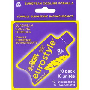 Chamois Butt'r Eurostyle 0.3oz Packet Box of 10