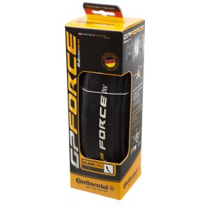 Continental Grand Prix Force Clincher Black 700x24c (Out of Box)