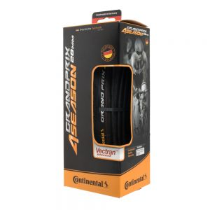 Continental Grand Prix 4-Season Road Bike Tire, 700x28, Folding