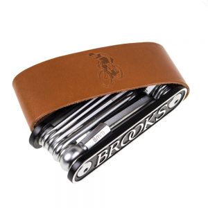 Brooks MT10 Tool Kit Honey Sleeve