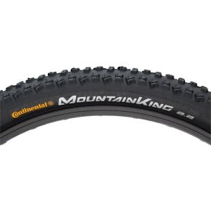 Continental Mountain King Tire 26 x 2.2 Steel BeadBlack