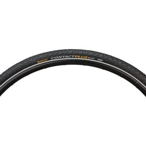 Continental Contact Plus 700 x 32c Tire Reflex: Black