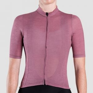 Black Sheep Euro Collection Naturals Womens Azalea Merino Jersey - M