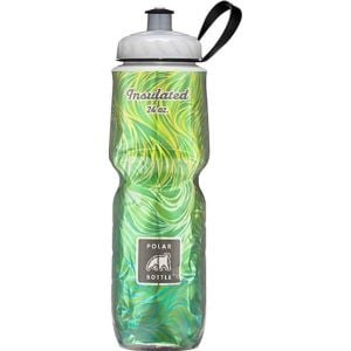 Polar Insulated Water Bottle: 24oz Lemongrass